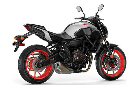 2020 Yamaha MT-07 in Zephyrhills, Florida - Photo 7