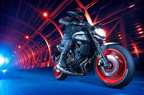 2020 Yamaha MT-07 in Orlando, Florida - Photo 13
