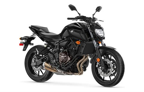 2020 Yamaha MT-07 in Santa Clara, California - Photo 2