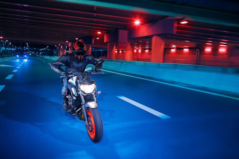 2020 Yamaha MT-07 in Santa Clara, California - Photo 10