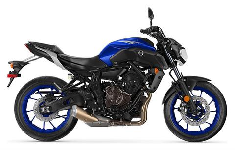 2020 Yamaha MT-07 in Ishpeming, Michigan - Photo 1