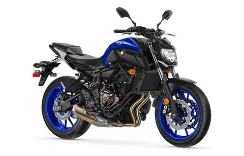 2020 Yamaha MT-07 in San Marcos, California - Photo 2