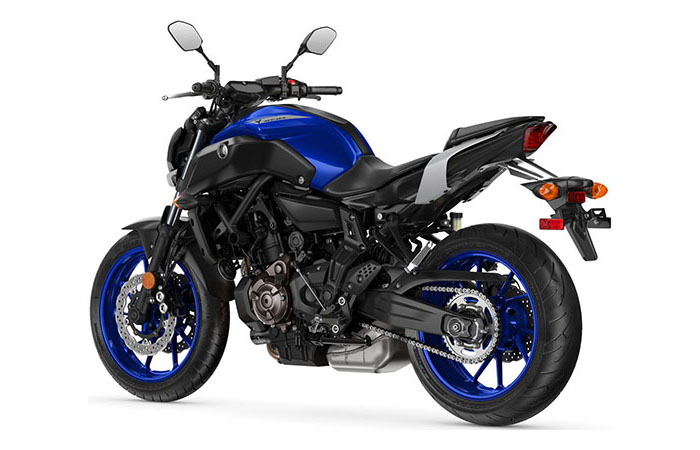 2020 Yamaha MT-07 in Sacramento, California - Photo 9
