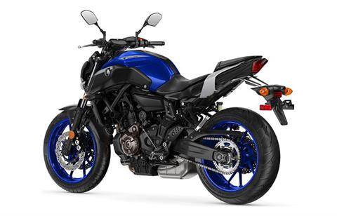2020 Yamaha MT-07 in Goleta, California - Photo 3
