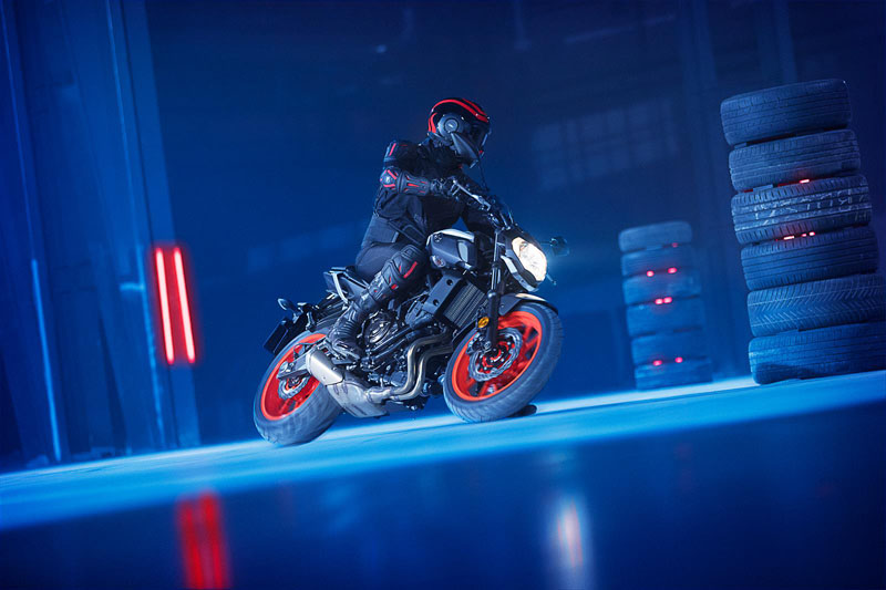 2020 Yamaha MT-07 in San Jose, California - Photo 12