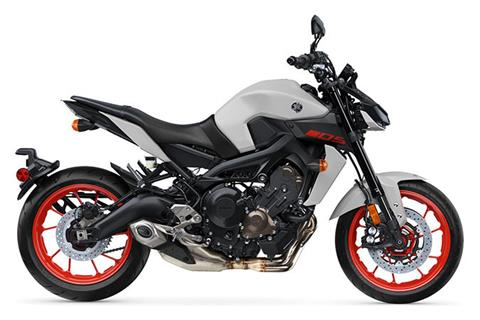 2020 Yamaha MT-09 in Derry, New Hampshire