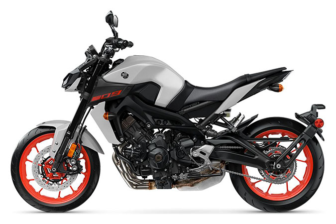 2020 Yamaha MT-09 in Virginia Beach, Virginia - Photo 2