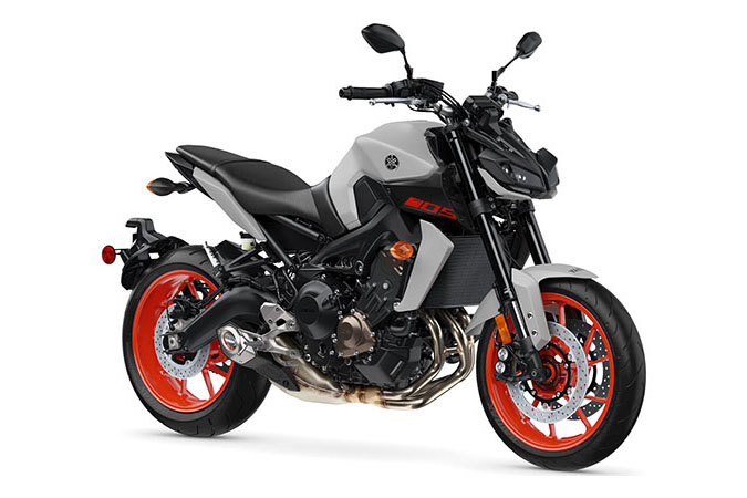 2020 Yamaha MT-09 in Berkeley, California - Photo 3