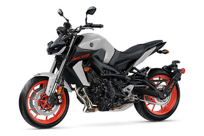 2020 Yamaha MT-09 in Berkeley, California - Photo 4