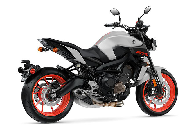 2020 Yamaha MT-09 in Berkeley, California - Photo 7