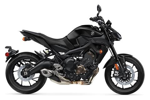2020 Yamaha MT-09 in Danbury, Connecticut