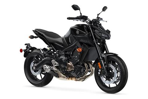 2020 Yamaha MT-09 in Laurel, Maryland - Photo 2