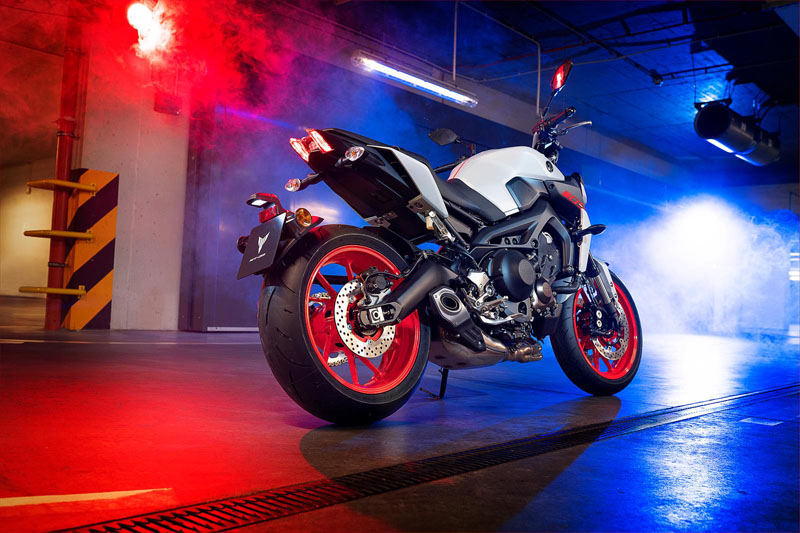 2020 Yamaha MT-09 in Brooklyn, New York - Photo 4