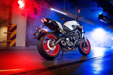 2020 Yamaha MT-09 in Mineola, New York - Photo 4