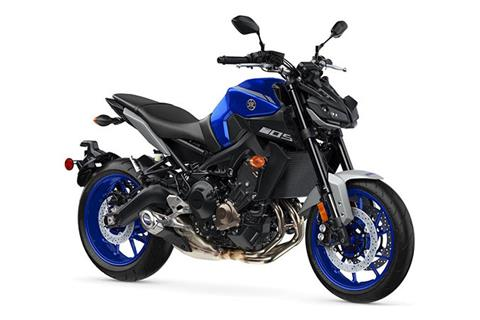 2020 Yamaha MT-09 in Tamworth, New Hampshire - Photo 2
