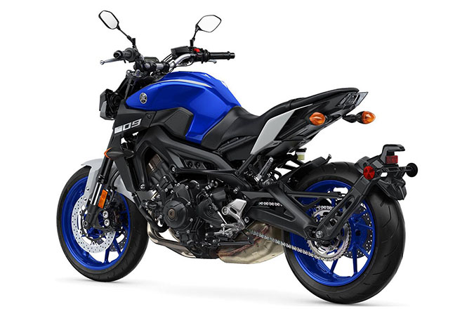 2020 Yamaha MT-09 in Tamworth, New Hampshire - Photo 3