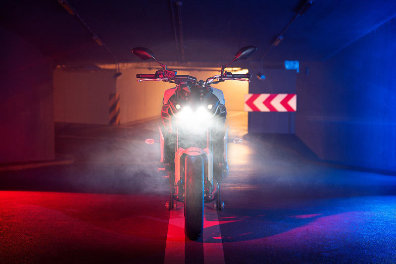 2020 Yamaha MT-09 in Moline, Illinois