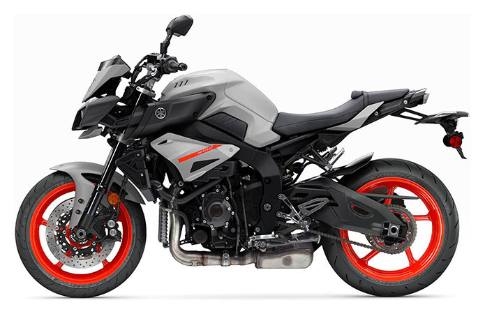 2020 Yamaha MT-10 in Modesto, California - Photo 2