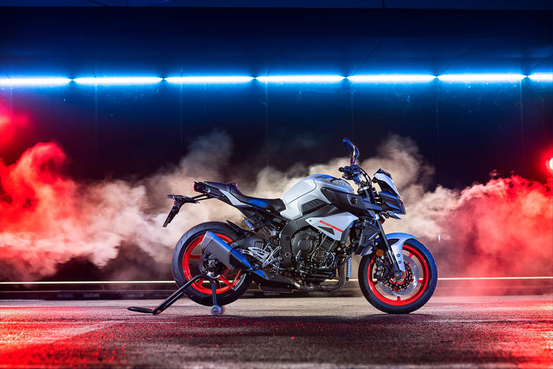 2020 Yamaha MT-10 in Manheim, Pennsylvania