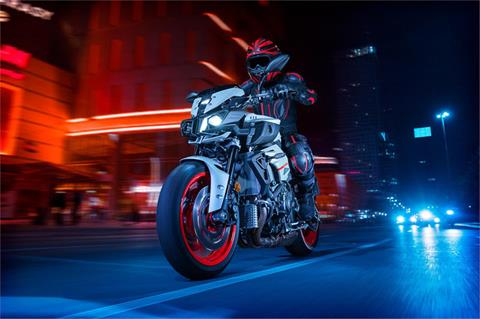 2020 Yamaha MT-10 in Metuchen, New Jersey - Photo 12