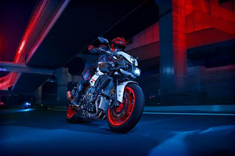 2020 Yamaha MT-10 in Waynesburg, Pennsylvania - Photo 8