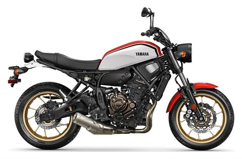 2020 Yamaha XSR700 in Hickory, North Carolina