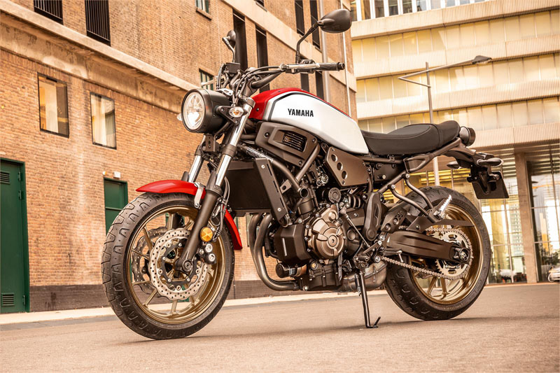 2020 Yamaha XSR700 in Brooklyn, New York - Photo 9