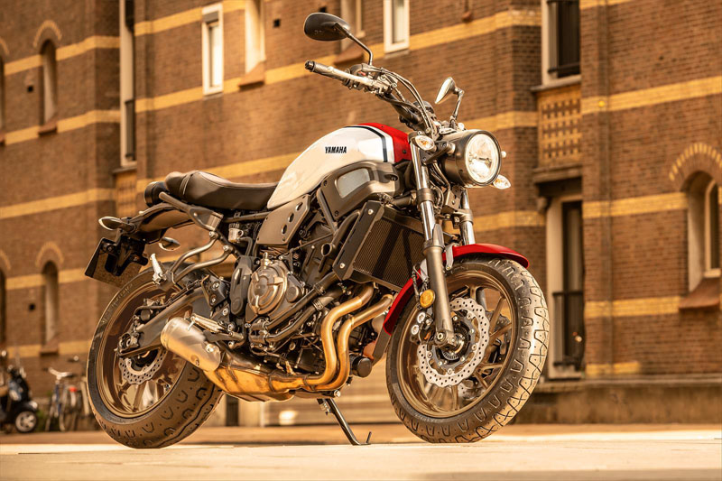 2020 Yamaha XSR700 in San Marcos, California - Photo 10