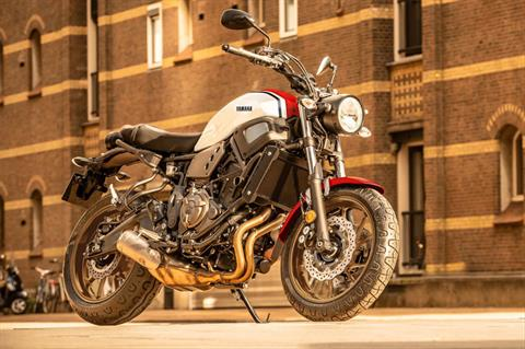 2020 Yamaha XSR700 in San Jose, California - Photo 10