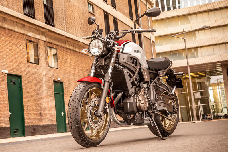 2020 Yamaha XSR700 in Denver, Colorado - Photo 11