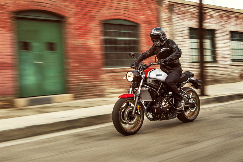 2020 Yamaha XSR700 in Berkeley, California - Photo 12