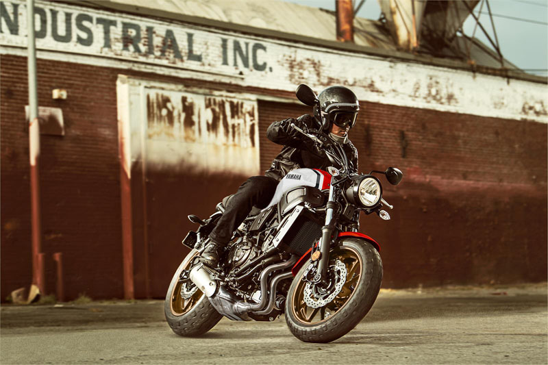 2020 Yamaha XSR700 in Brooklyn, New York - Photo 13