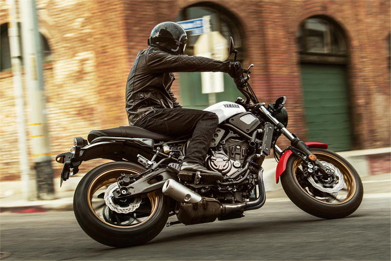 2020 Yamaha XSR700 in Berkeley, California - Photo 14