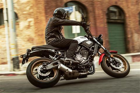 2020 Yamaha XSR700 in San Jose, California - Photo 14