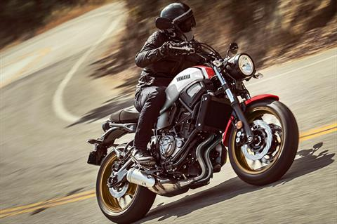 2020 Yamaha XSR700 in San Jose, California - Photo 15