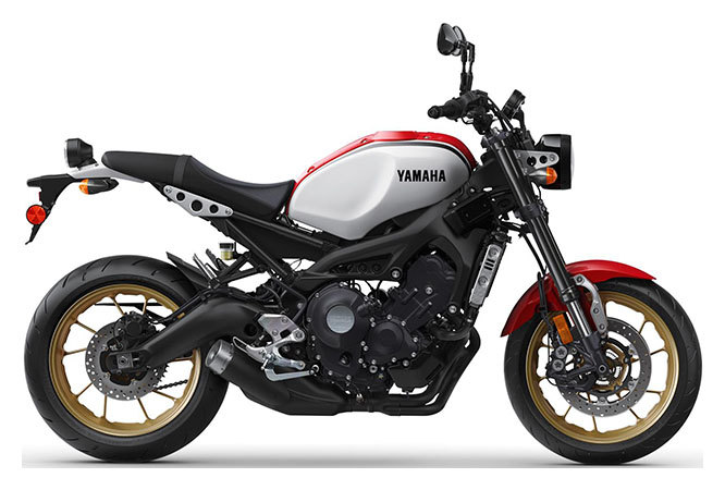 2020 Yamaha XSR900 in San Marcos, California - Photo 1