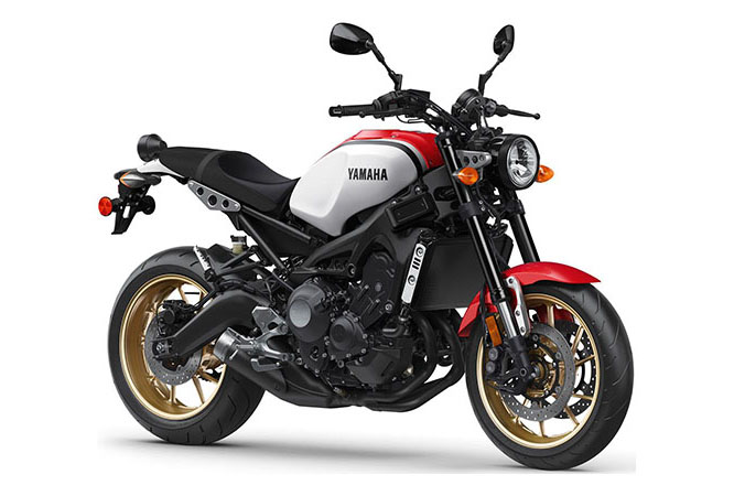 2020 Yamaha XSR900 in Norfolk, Virginia - Photo 3