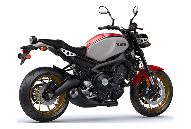 2020 Yamaha XSR900 in Hicksville, New York - Photo 7