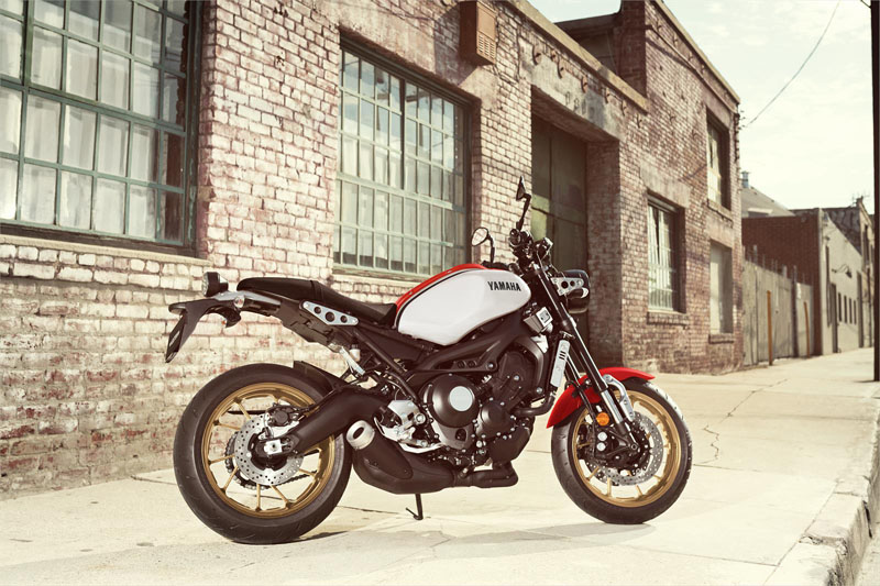 2020 Yamaha XSR900 in Cumberland, Maryland - Photo 9