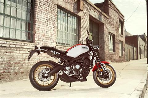 2020 Yamaha XSR900 in Brooklyn, New York - Photo 9