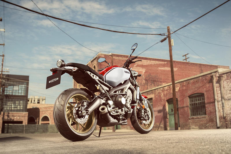 2020 Yamaha XSR900 in Cumberland, Maryland - Photo 10