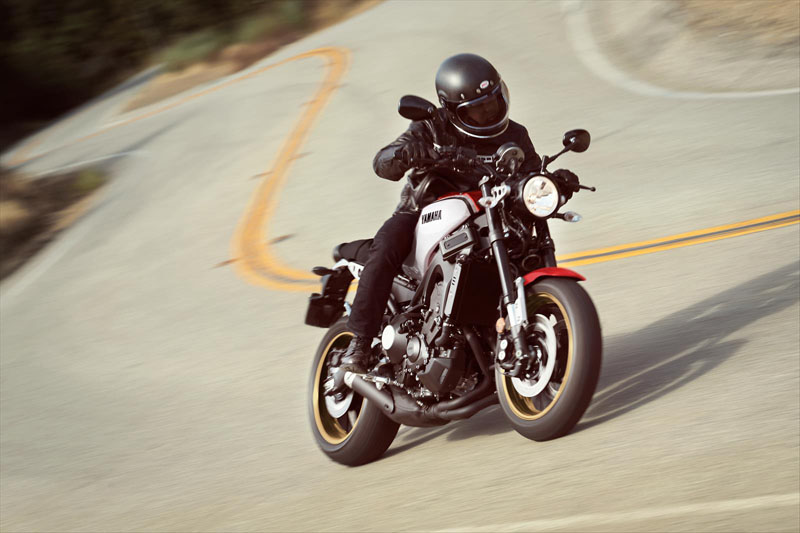 2020 Yamaha XSR900 in San Marcos, California - Photo 15