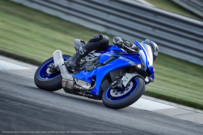 2020 Yamaha YZF-R1 in Derry, New Hampshire - Photo 4