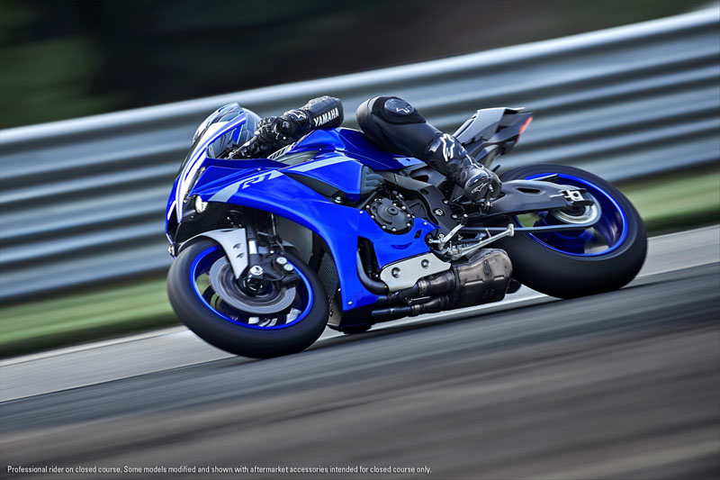 2020 Yamaha YZF-R1 in Stillwater, Oklahoma - Photo 5
