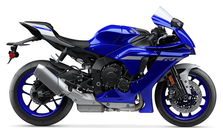 2020 Yamaha YZF-R1 in Danbury, Connecticut - Photo 1