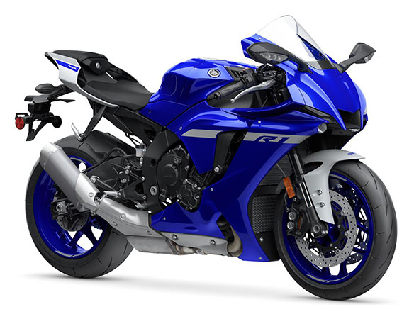 2020 Yamaha YZF-R1 in Victorville, California - Photo 2