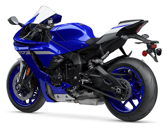 2020 Yamaha YZF-R1 in Danbury, Connecticut - Photo 3