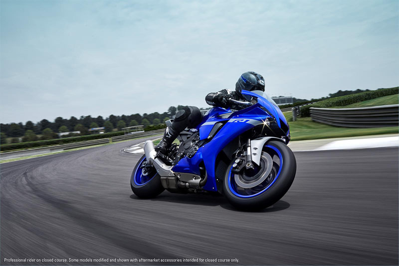 2020 Yamaha YZF-R1 in Danbury, Connecticut - Photo 6
