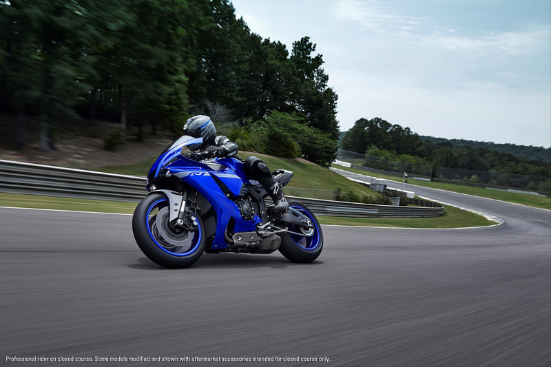 2020 Yamaha YZF-R1 in Santa Clara, California - Photo 7