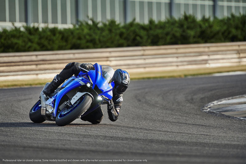 2020 Yamaha YZF-R1 in Santa Clara, California - Photo 8